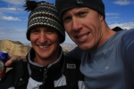 Greg and I on the summit of Mt. Oxford