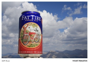 Mount Princeton - Fat Tire