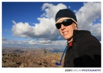 My self portrait on Uncompahgre Peak